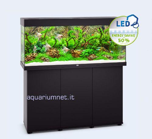 Acquario-Juwel-Rio-350-LED-con-Supporto