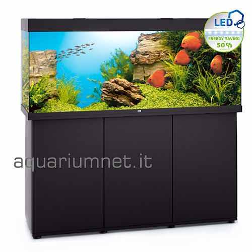 Acquario-Juwel-Rio-450-LED--con-Supporto