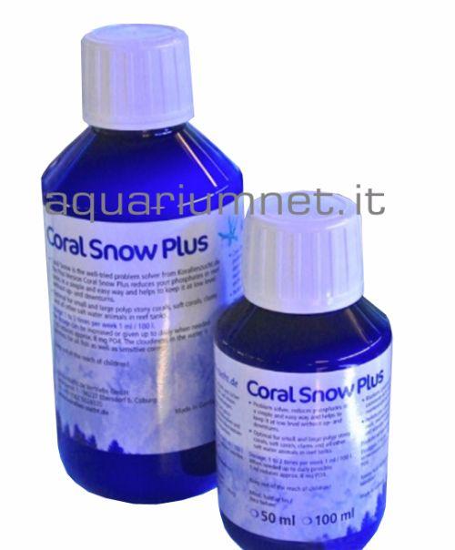 Korallen-Zucht-Coral-Snow-Plus